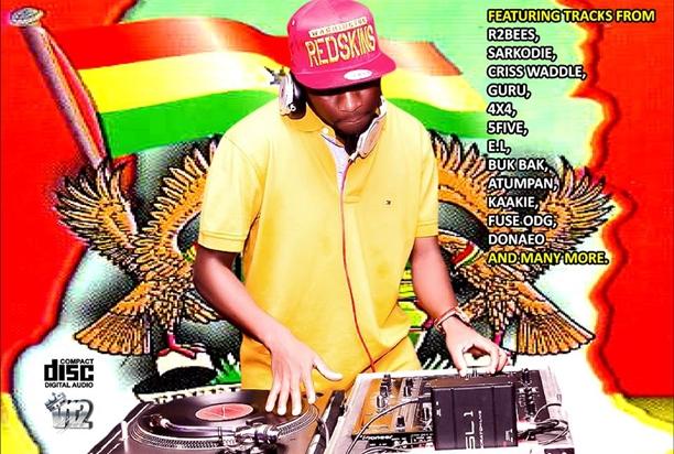 DJ Daley - En Route Ghana